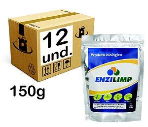 ENZILIMP MILLENNIUN BIORREMEDIADOR P/ ESGOTO - CX 12x150g