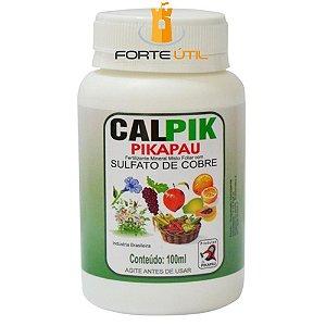 CALPIK SULFATO DE COBRE Pikapau 100ml