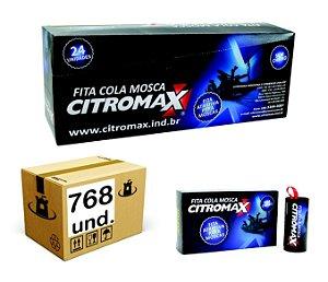 FITA COLA MOSCA CITROMAX - CX 8x(24x4) 768un