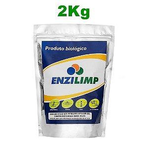 ENZILIMP MILLENNIUN BIORREMEDIADOR P/ ESGOTO 2Kg