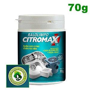 RALO LIMPO BIORREMEDIADOR P/ ESGOTO CITROMAX 70g