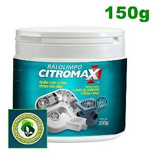 RALO LIMPO BIORREMEDIADOR P/ ESGOTO CITROMAX 150g