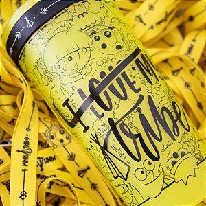 Eco Copo Amarelo 550 ml