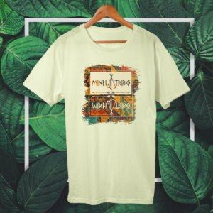 Camiseta Minha Tribo L3