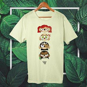 Camiseta Tribo de Téo L2