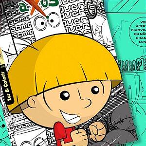 As Descobertas de Axus - Axus nº 01