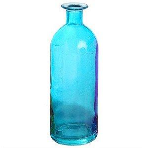 Vaso Decorativo Grande Comprido - Azul