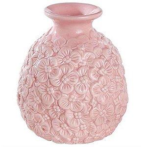 Vaso Decorativo de Cerâmica Pequeno - Flower