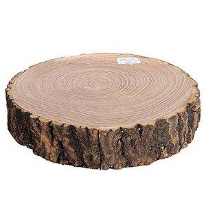 Suporte Tronco de Árvore - Baixo (16x5cm)