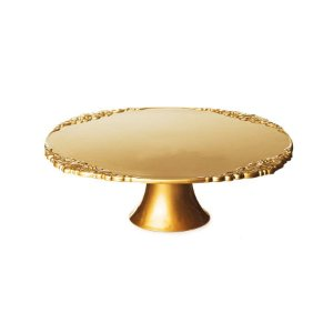 Bailarina Elegance Ouro 31x31x10 - 2 Unidades