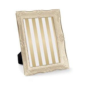Porta Retrato Decorado Ouro 15x2x20,5 - 2 Unidades