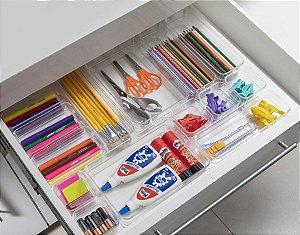 Organizador  15,0 x 7,5 x 5,2cm.