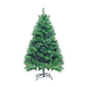 Árvore San Lorenzo 326 Hastes Base Met Verde 150cm - 1 Unidade
