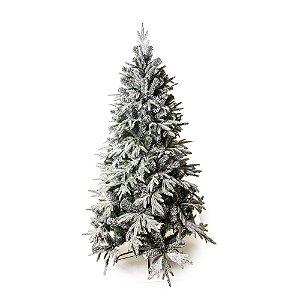 Árvore Rosario Nevada 210cm (Árvores de Natal) - 1 Unidade