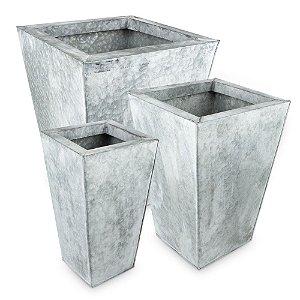 Vaso de Metal Gelo P/M/G