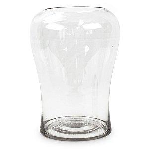 Vaso de Vidro Onda G