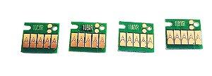 Chip para bulk Canon MB5310 MB5410 MB5110 IB4010 IB4110