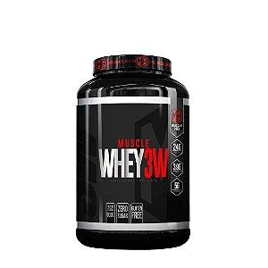 Whey 3w (900g) - Musclehd