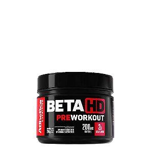 Beta Hd - PréWorkout (240mg) - Atlhetica Nutrition