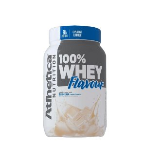 100% Whey Flavour (900g) - Atlhetica Nutrition