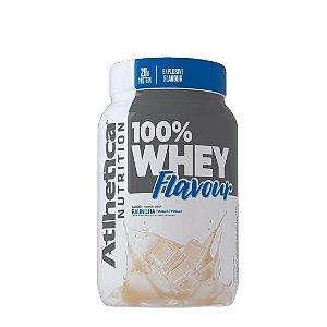 100% Whey Flavour - Concentrado - (900g) - Atlhetica Nutrition