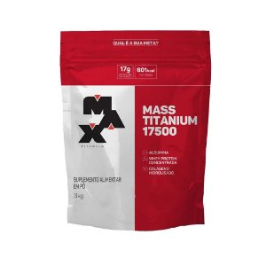 Mass Titanium 17500(3Kg) - Max Titanium