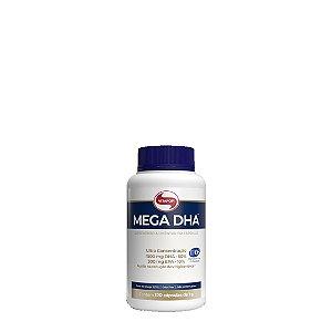 Mega Dha (120 cáps) - Vitafor