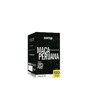 Maca Peruana Premium (120 cáps) - Duom