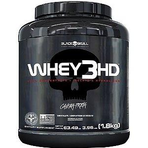 Whey 3hd  3W 1.8Kg Black Skull