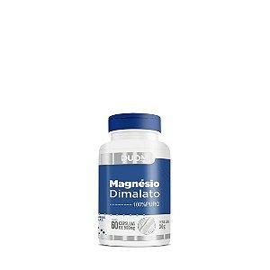 Magnésio Dimalato 100% Puro 30g 60 cápsulas Duom