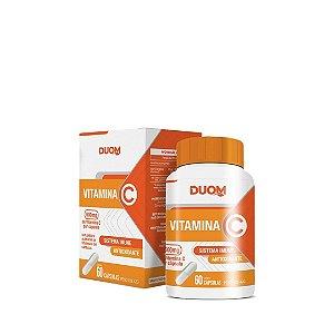 Vitamina C 60 capsulas Duom