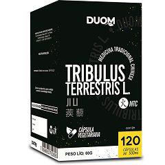 Tribulus Terrestris L. 120 cápsulas Duom