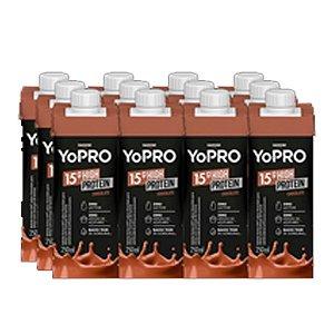 Combo 12 Yopro 15g Protein 250ml Danone