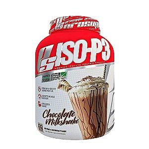 Whey Iso-P3 2,268kg Hidrolisado Prosupps chocolate