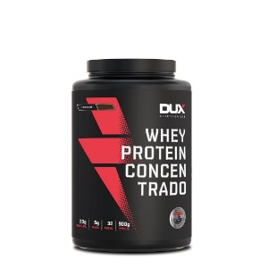 Whey Protein Concentrado 900g Dux Lab