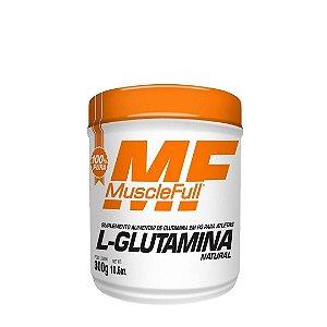 L-glutamina 300G Musclefull