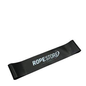 Mini Band Extra Forte Preta Rope Store