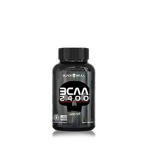 Bcaa 2400 (30 Tabletes) - Black Skull