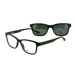 Óculos X-Treme com Clip On T198-VN C8 Mellow Black Shine