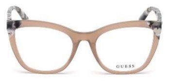 Óculos Guess Rosê Mesclado de Acetato GU 2674 53059