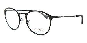 Óculos Emporio Armani EA 1091 3001 Metal preto