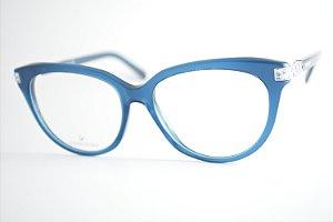 Óculos Feminino Swarovski sw5230 090 Azul