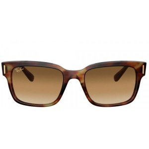 Solar Ray Ban Jeffrey RB 2190 954/51Striped Havana