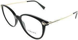 Óculos Feminino Versace 3251b gb1 Preto