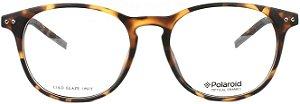 Óculos Polaroid pld d312 086 Tartaruga redondo
