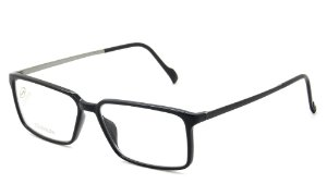 Óculos Masculino Stepper si20027 f900 Titanium Preto