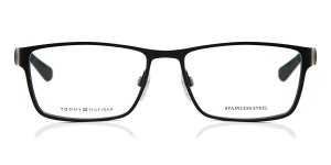 Óculos Masculino Tommy Hilfiger th 1543 003 Metal preto