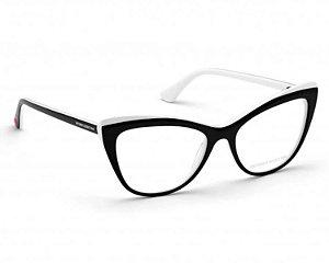 Óculos Victoria's Secret Pink PK 5022 002 Preto e Branco