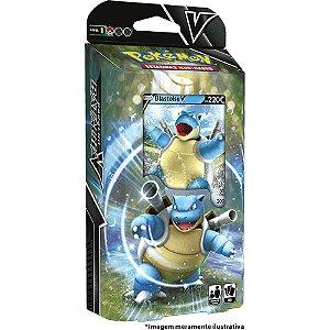 Pokémon Deck Estrutural - Blastoise V