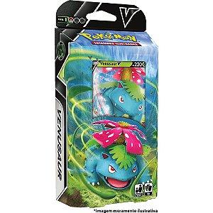 Pokémon Deck Estrutural - Venusaur V